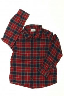 vetement occasion enfants Chemise à carreaux Tape à l'Œil 4 ans Tape à l'œil