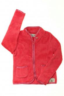 vetement occasion enfants Sweat zippé en peluche Chipie 5 ans Chipie