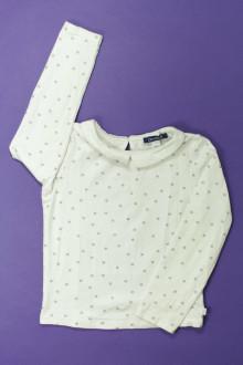 vetements enfants d occasion Tee-shirt manches longues à pois Okaïdi 5 ans Okaïdi
