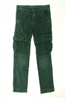 vetement enfants occasion Pantalon en velours fin Vertbaudet 8 ans Vertbaudet