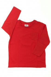 vetement occasion enfants Tee-shirt manches longues Tape à l'Œil 3 ans Tape à l'œil