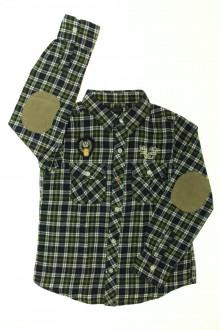vetement occasion enfants Chemise à carreaux IKKS 6 ans IKKS