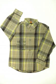 vetement d occasion enfant Chemise à carreaux Timberland 6 ans Timberland