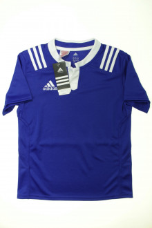 vetements enfants d occasion Maillot manches courtes - NEUF Adidas 12 ans Adidas