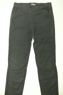 vêtements enfants occasion Pantalon en toile- 14 ans Vertbaudet 12 ans Vertbaudet