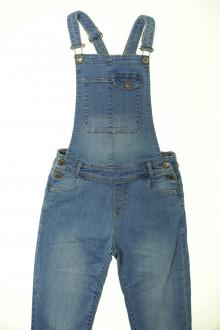 vêtements occasion enfants Salopette en jean Okaïdi 12 ans Okaïdi