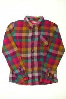 vetement enfants occasion Chemise à carreaux DPAM 12 ans DPAM