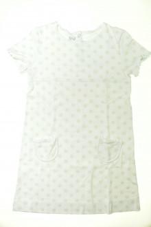 vêtements occasion enfants Chemise de nuit à pois Petit Bateau 12 ans Petit Bateau