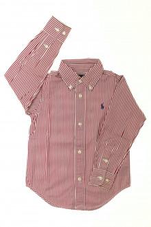 vetement d'occasion enfants Chemise rayée Ralph Lauren 3 ans Ralph Lauren