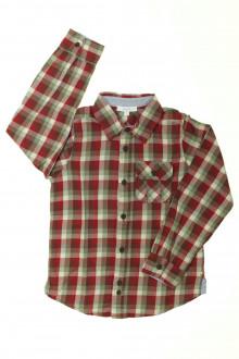 vetement occasion enfants Chemise à carreaux Jacadi 5 ans Jacadi
