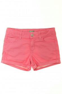 vêtements d occasion enfants Short Benetton 10 ans Benetton