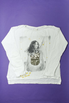 vetement occasion enfants Tee-shirt manches longues oversize Zara 12 ans Zara