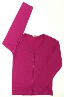 vetement enfants occasion Tee-shirt manches longues boutonné DPAM 12 ans DPAM