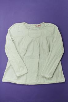 vêtements occasion enfants Blouse manches longues DPAM 10 ans DPAM