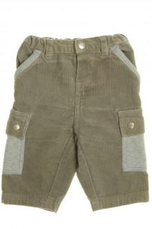 habits bébé occasion Pantalon en velours fin Petit Bateau 3 mois Petit Bateau