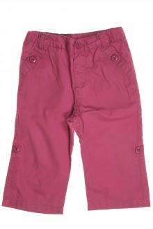 habits bébé Pantalon jambes retroussables Vertbaudet 9 mois Vertbaudet