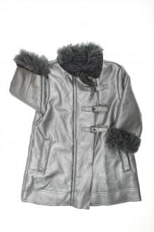 Manteau argenté d'occasion de la marque Miniman en taille 2 ans Miniman