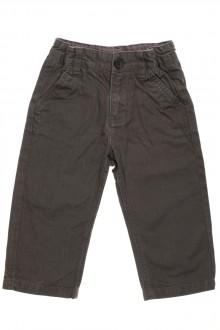 Pantalon en toile d'occasion de la marque Bonpoint en taille 12 mois Bonpoint