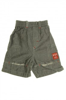 Habits pour bébé occasion Short en chambray Berlingot 3 mois Berlingot