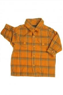 vêtements bébés Chemise à carreaux Tout Compte Fait 3 mois  Tout Compte Fait