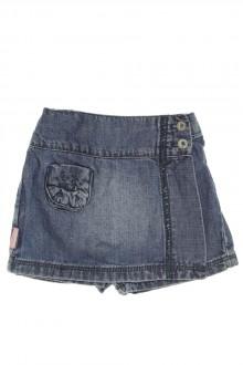Jupe/short en jean d'occasion de la marque Obaïbi en taille 6 mois Obaïbi