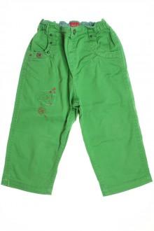 habits bébé occasion Pantalon en toile Marèse 18 mois Marèse