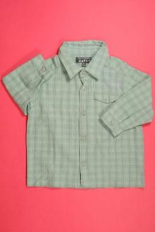 Chemise à carreaux d'occasion de la marque Tout Compte Fait en taille 6 mois Tout Compte Fait
