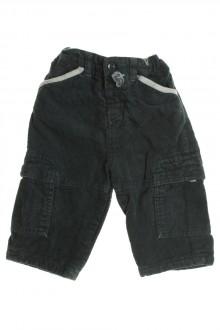 vêtements bébés Pantalon en velours fin Natalys 12 mois Natalys