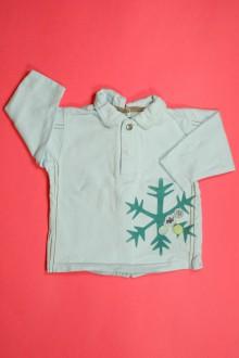 Habits pour bébé occasion Polo manches longues
