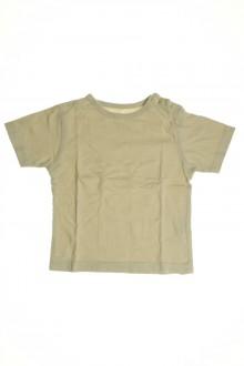 Habits pour bébé Tee-shirt manches courtes DPAM 18 mois DPAM