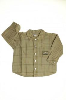 vetements enfants d occasion Chemise à carreaux Absorba 2 ans Absorba