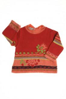 habits bébé occasion Pull Clayeux 6 mois  Clayeux