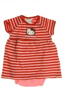 habits bébé occasion Robe manches courtes H&M 3 mois H&M