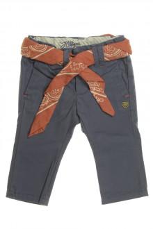 vetement bébé d occasion Pantalon en toile Tommy Hilfiger 6 mois Tommy Hilfiger