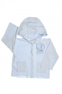 habits bébé Tee-shirt à pressions à capuche Gap 18 mois Gap