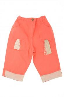 Habits pour bébé occasion Pantalon et casquette Marèse 18 mois Marèse