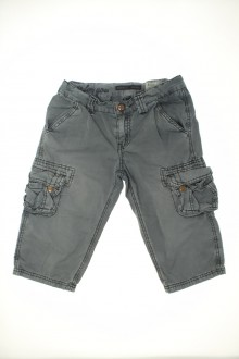 vêtement enfant occasion Bermuda effet vieilli IKKS 12 ans IKKS