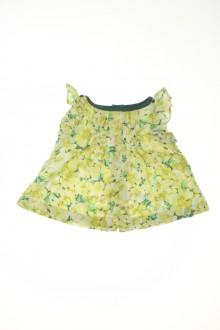 vetement bébé d occasion Blouse fleurie Zara 9 mois Zara