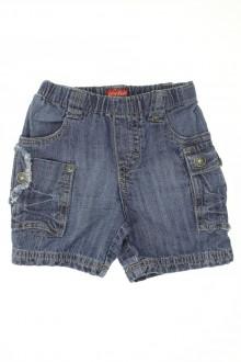 Habit d'occasion pour bébé Short en jean Confetti 6 mois Confetti