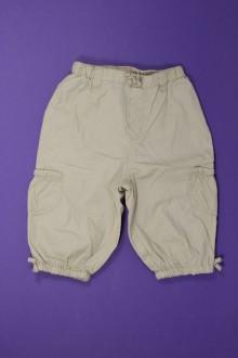 Habit d'occasion pour bébé Pantalon en toile léger Bout'Chou 9 mois Bout'Chou