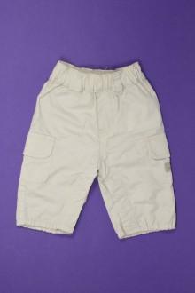 vetements d occasion bébé Pantalon en toile Vertbaudet 1 mois Vertbaudet