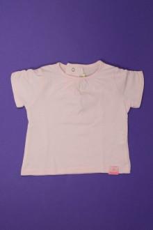 Habits pour bébé occasion Tee-shirt manches courtes Alphabet 9 mois Alphabet