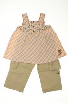 Habits pour bébé occasion Ensemble blouse et pantalon Kenzo 18 mois Kenzo