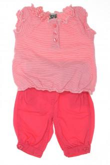 Habits pour bébé occasion Ensemble tee-shirt et pantalon Tape à l'œil 3 mois  Tape à l'œil
