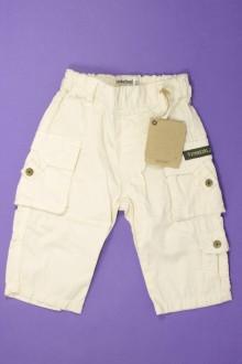 habits bébé occasion Pantalon en toile - NEUF Timberland 6 mois Timberland