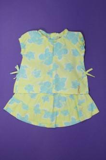 vêtements bébés Ensemble jupe et blouse Tout Compte Fait 6 mois Tout Compte Fait