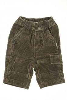 vêtements bébés Pantalon en velours fin Grain de Blé 3 mois Grain de Blé
