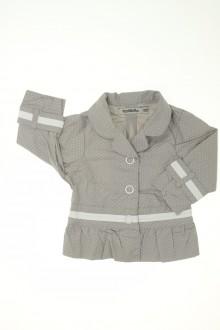 habits bébé Veste légère à pois Tape à l'œil 3 mois Tape à l'œil