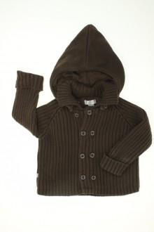 vêtements bébés Gilet/veste doublé Obaïbi 6 mois Obaïbi