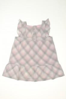 Habit de bébé d'occasion Robe à carreaux H&M 12 mois H&M